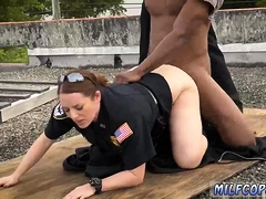 Hot milf teaches xxx Break-In  Suspect has to