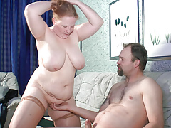 LETSDOEIT - Gonzo Mature Fuck with BBW German Nympho