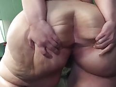 Monster SSBBW Bum