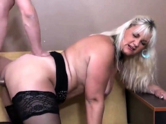 Red-hot milf anal with