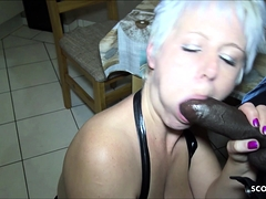 GERMAN MATURE BUY CALLBOY WITH HUGE Beef whistle WHEN Spouse AWAY