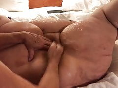 Parent Makes SSBBW Mom Burst All Over
