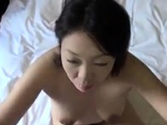 Busty Japanese Nipples Hairy Pussy Gobbled