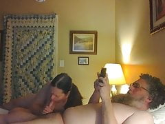 BBW Granny Makes a Porno