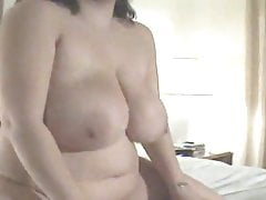 Video of Canadian BBW Getting Fucked