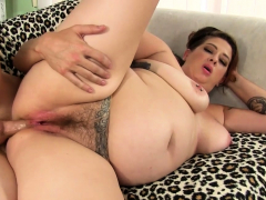 Hairy Large Mummy Kailie Raynes Gets Her Caboose Pummeled Firm