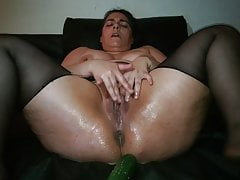 Jctugass Pussy squirting (Courgette) part2