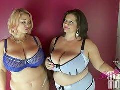 Sam and Maria Plus-size JOI