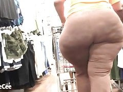 Crazy mega butt