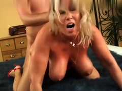 Bbw milf with  Boobs acquires hardcore buttfuck