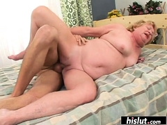 Manhood hungry Alice gets filled with semen