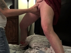 submissive cunt predominated and whipped