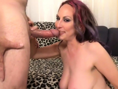 Excellent sex video MILF homemade exotic luring one