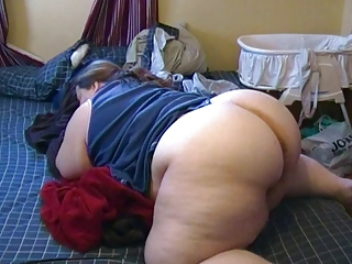 Juicy BBW fine making out pain in the neck
