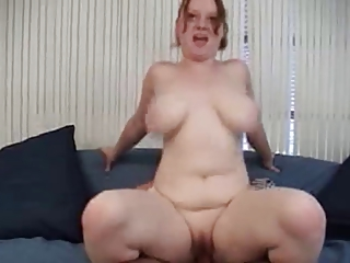 CHUBBY Categorical REDHEAD MICHELLE BIG TITS PALE SKIN