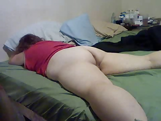 Mature BBW Getting A Castle in the air Suprise Doggystyle Gender