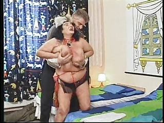 roger with hairy bbw granny