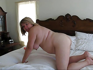 Chubby Join in matrimony Marie First Video