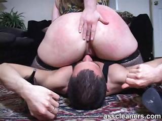 Popsy smothers slave no way Jos� their way cellulite-stricken ass cheeks