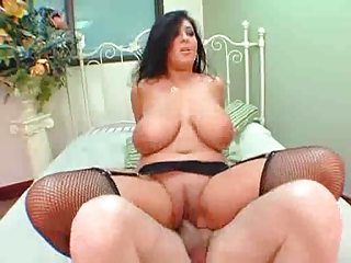 Busty mature near a fat ass yearned for sex.