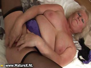 BBW blonde housewife gender part1