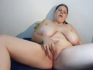 Bbw wholesale in big tits play in pussy