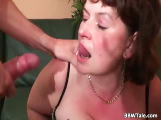 Mature big breasted slut sensual double part6