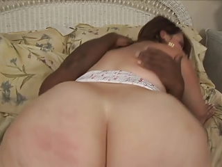 Black guy creams a sexy black chick validation fucking her cunt added to getting BJ