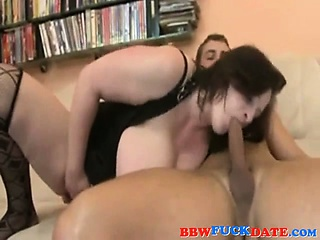 Huge in the final BBW weasel words ridding coupled with indiscretion cum