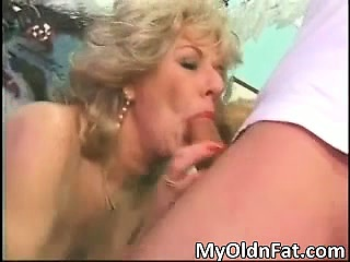 Blonde old bag MILF with marvellous body part3