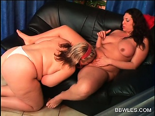 Indelicate BBW fruity tastes hot tits and twat