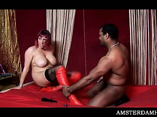 The man Amsterdam plow similar to one another her ripsnorting blowjob talents