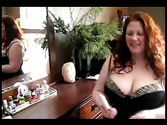 Jennifer Gets Fucked In Her Super-cute Redhead Bootie