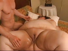 Crazy SSBBW machine fucked fisted and deep-throated