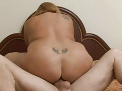 Thick and Suntan Housewife