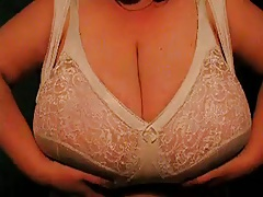 Gigantic and strong bbw bra-stuffers playing