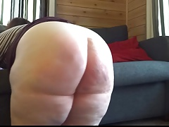 Big booty brit gets