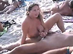 Couples sex on beach Magaret from 1fuckdatecom