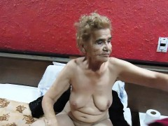 LatinaGrannY older mature pictures collection